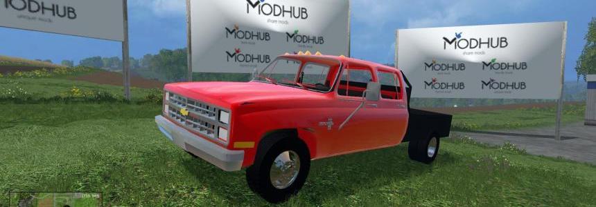1984 Chevy (madmax) v1.0