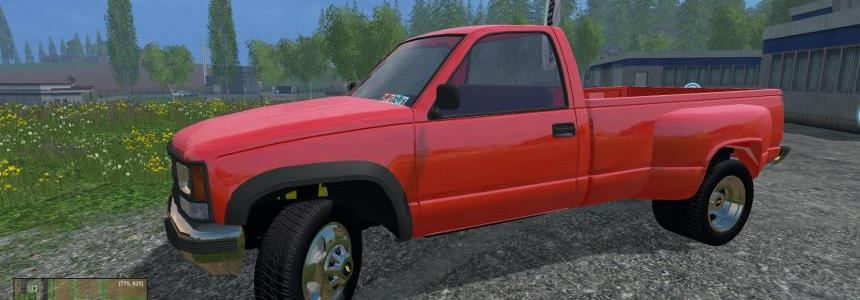 1994 Chevy K3500 Dually V1.0