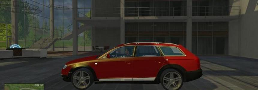 Audi A6 Allroad Quattro v1.0