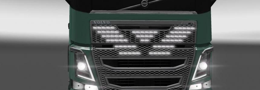 Volvo FH16 Turk tuning 1.24