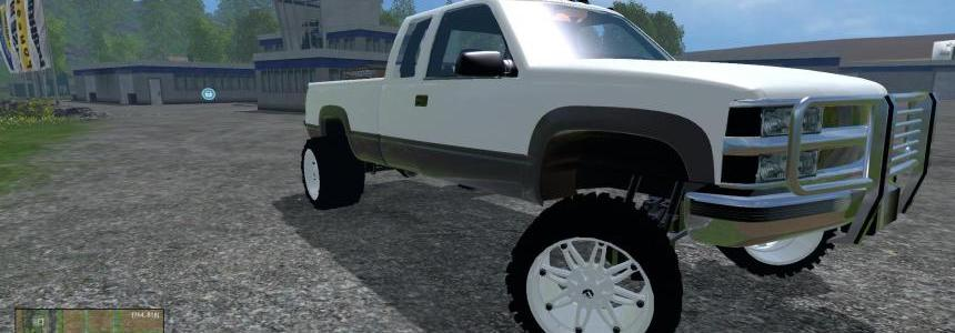 Chevy farm truck v1.1