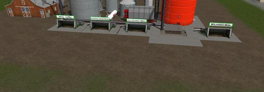Feed Pellets Mill v1.0
