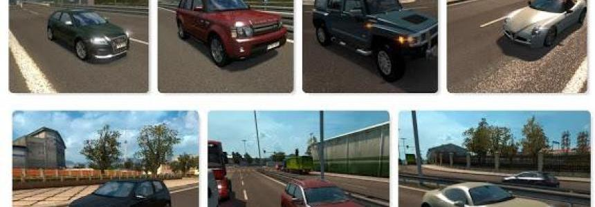 AI Traffic Mod Pack V1.24