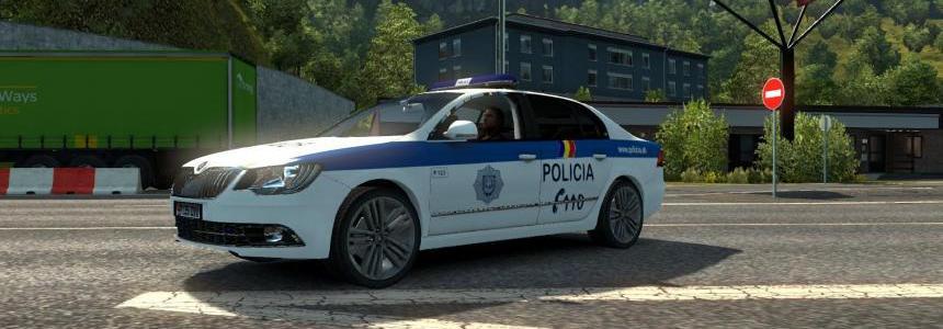 Andorra Police Skin