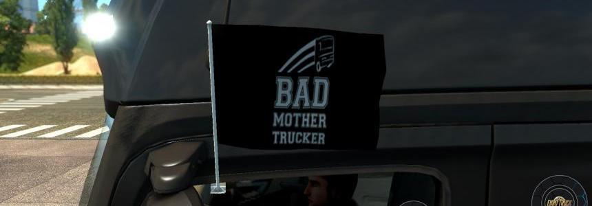 Bad Mother Trucker Flags 1.24