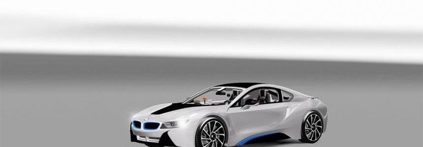 BMW i8 v2
