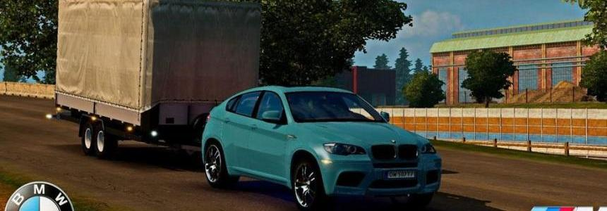 BMW X6 Sport Edition + Trailer