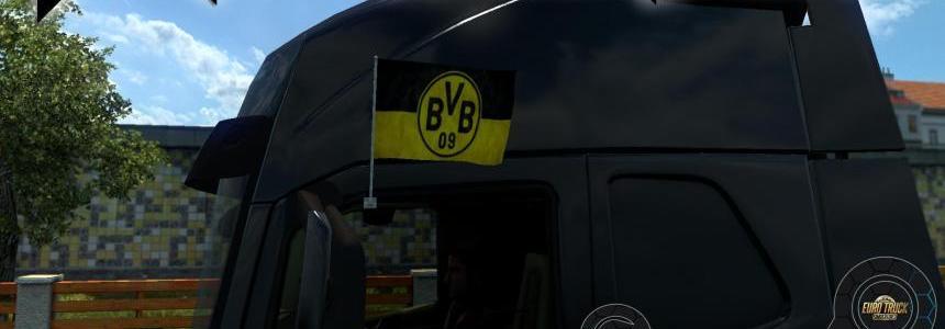 Borussia Dortmund Flags 1.24