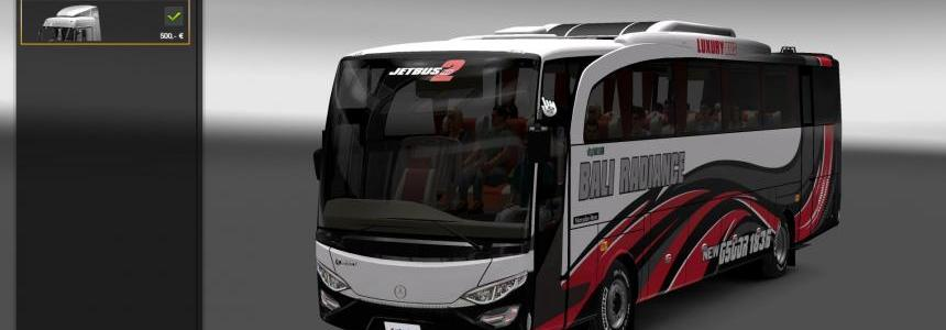 BUS Mersedes JETBUS 2HD for 1.24.x