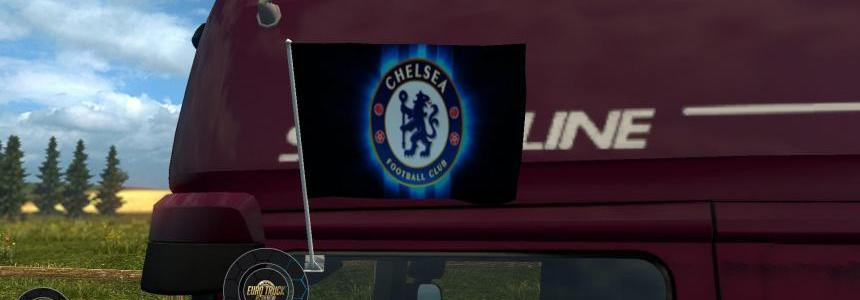 Chelsea FC Flags 1.24