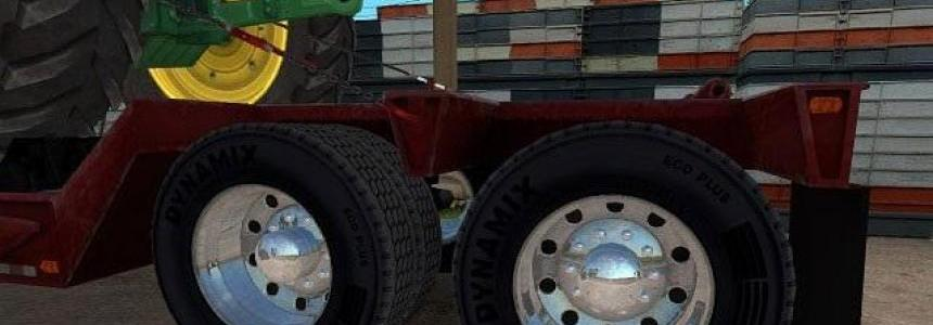 Chrome Trailers Wheels v2.0