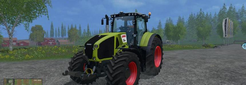 CLAAS Axion 950 PRO EDIT v1.0