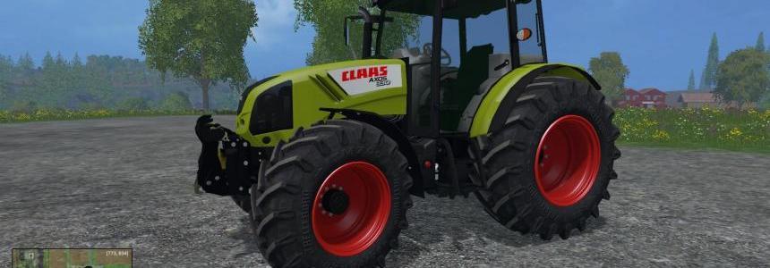 CLAAS AXOS 330 v1.0