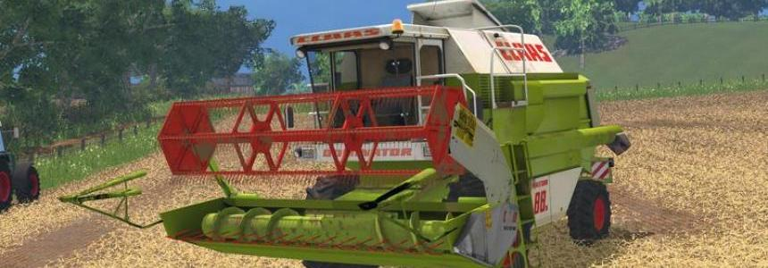 Claas Dominator 88s Advanced v1.0