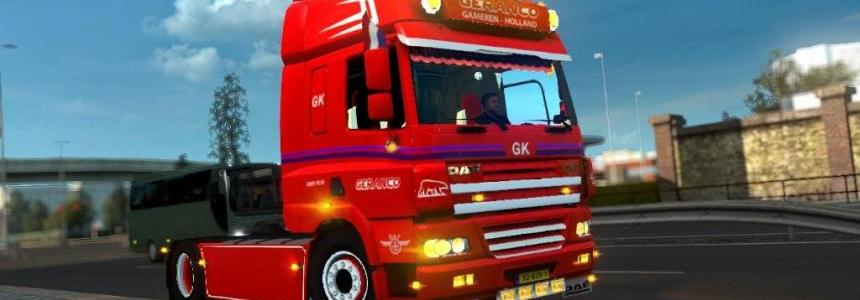 Daf cf Geranco Edit 1.24