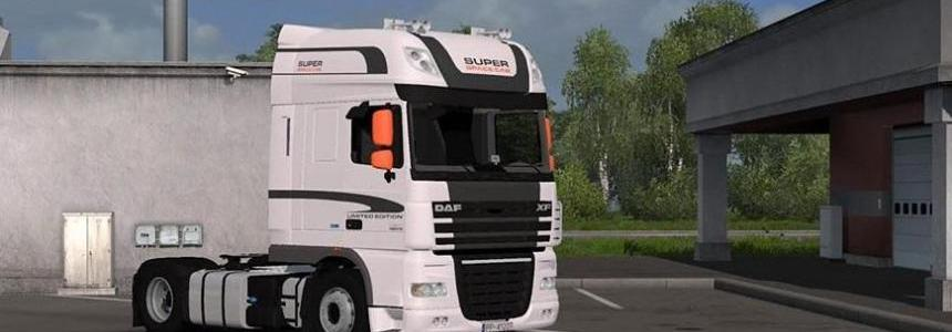 DAF XF 105 Limited Edition 1.24
