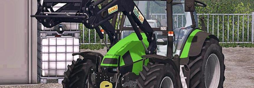 DEUTZ FAHR 120 MK3 FL WASHABLE v1.0