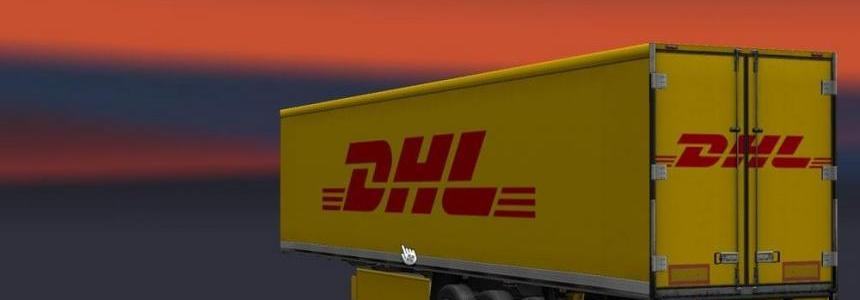 DHL & TNT Trailers