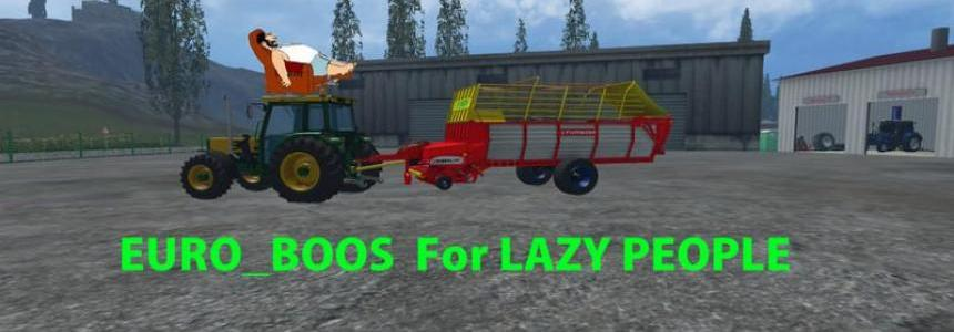 EURO BOSS For Lazy People v1.0
