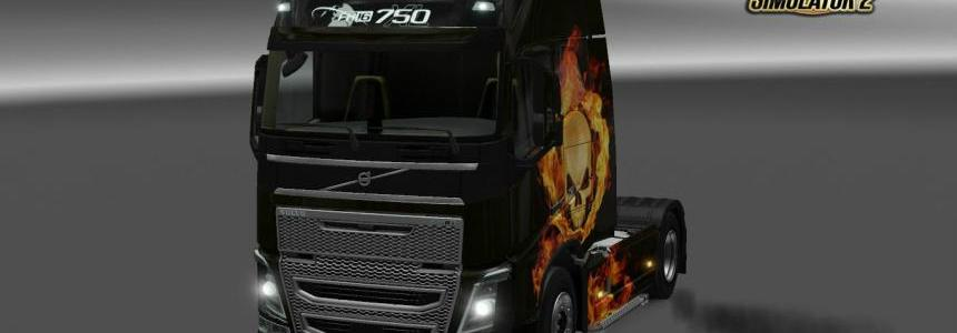 Exhaust Smoke ETS2 v2