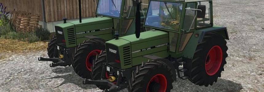 Fendt Farmer 310 312 LSA v3.2