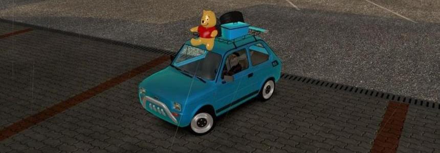 Fiat 126p 1.24
