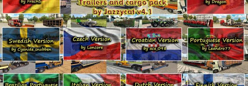 Fix and Language Pack for Trailers and Cargo Pack by Jazzycat v4.1
