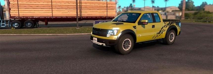 Ford F150 SVT Raptor 1.6 for 1.24.x.x