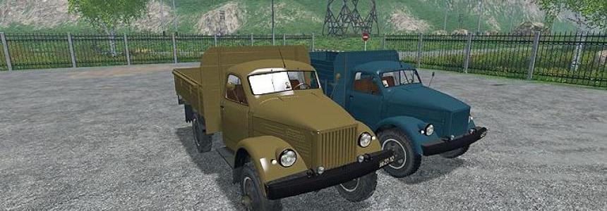 GAZ 51 and GAZ 63 v1.0