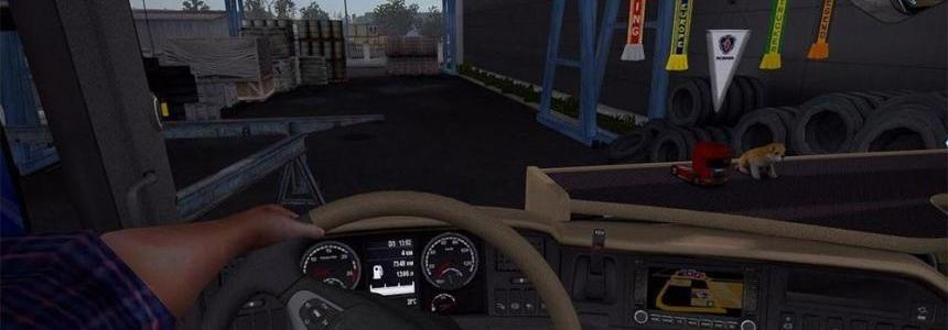 Hands on steering wheel v2