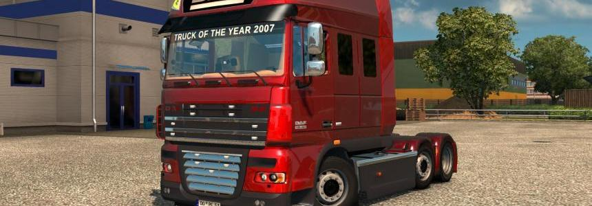Improved DAF XF 105 v1.1