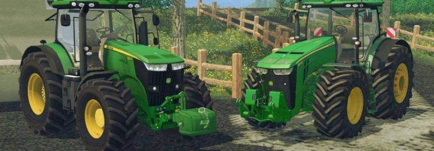JD 7R/8R FULL PACK V1.0