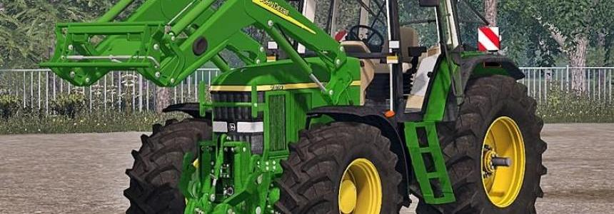 John Deere 7810 Washable v2.0 with FH