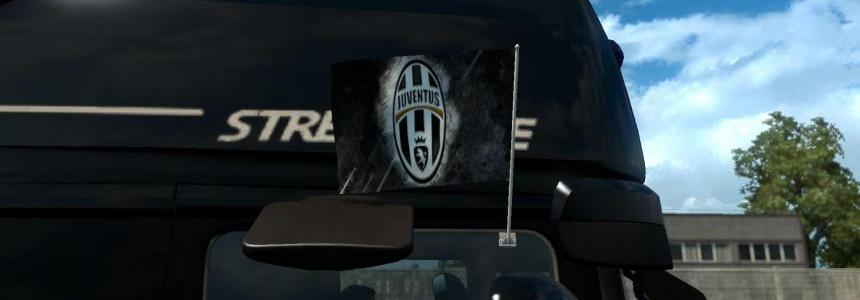 Juventus Flags