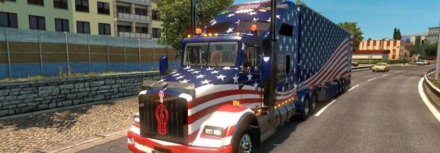 Kenworth & Peterbilt Mega Trucks Pack