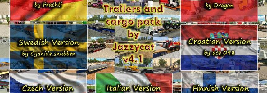 Language Pack for Trailers and Cargo Pack by Jazzycat v4.1