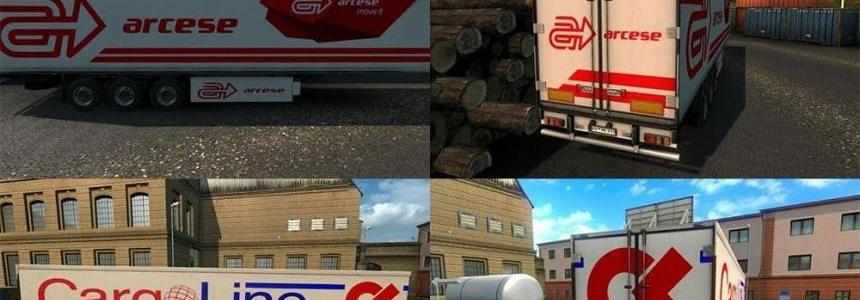Logistic Trailer Pack