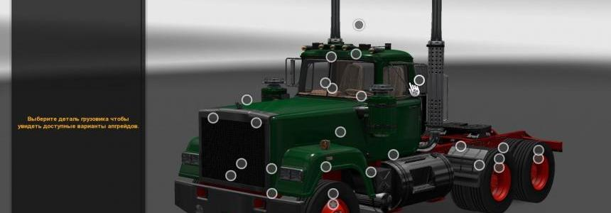 Mack Superliner for 1.24