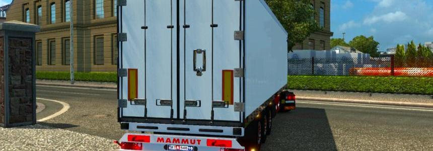 Mammot Refrigerated Trailer Hempam V2