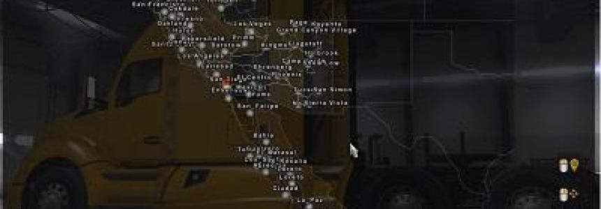 Map Mexicali v1.0 1.3.x