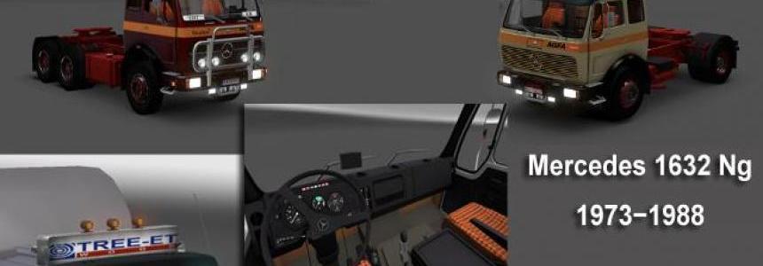 Mercedes 1632 NG 1.24