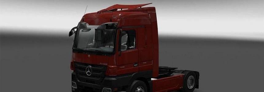 Mercedes Actros MP3 Reworked v1.4