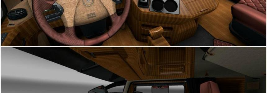 Mercedes Benz MP3 Brown Lux Interior 1.24