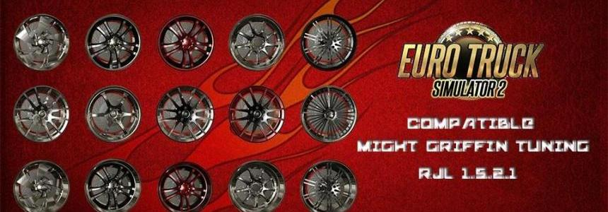 Mod Alloy Wheels v1.2 by Afrosmiu