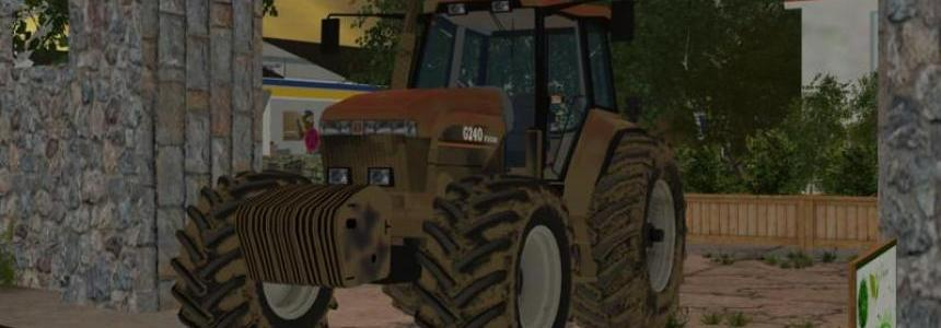 New Holland G240 v1.0 Edit by TBmod
