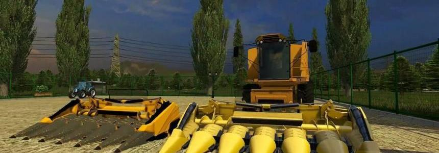 NEW HOLLAND TX34 V1.1