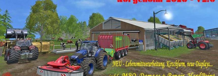 Norge Holm v2.0 Multifruit / SoilMod & GMK-Mod & MBO