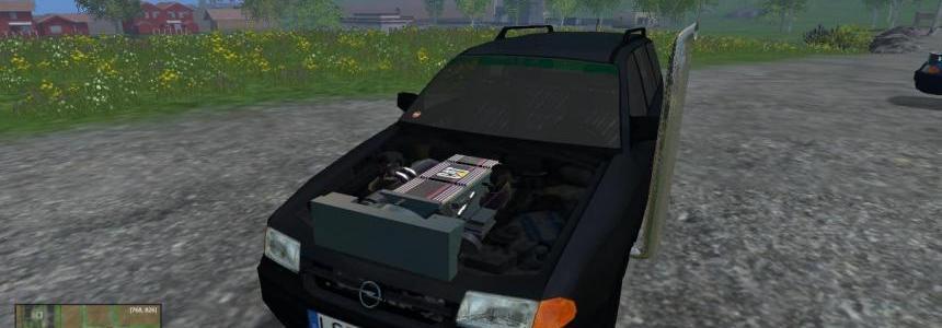 Opel Astra F98 Dragster v1.0