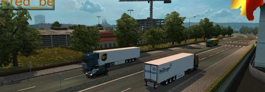 Painted Trailer Traffic by Fred be V1.24 1.24.x