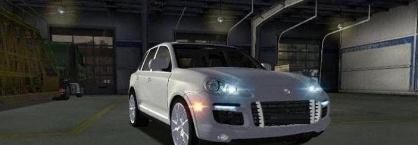 Porsche Cayenne Turbo 2012 – BETA VERSION